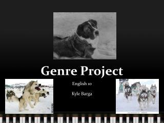 Genre Project