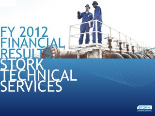 FY 2012 Financial Results
