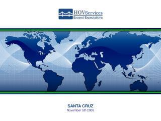 HOV Services Presentation