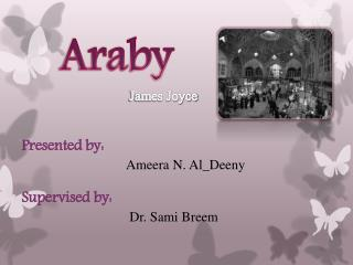 Araby James Joyce