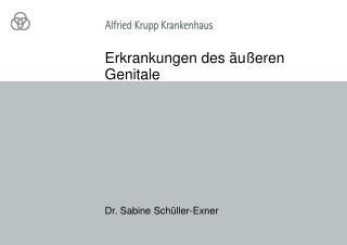 Dr. Sabine Schüller-Exner