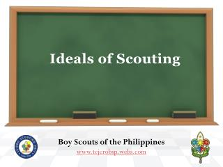 Ideals of Scouting