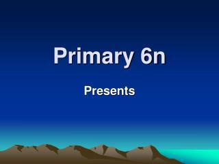 Primary 6n