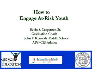 How to          Engage At-Risk Youth