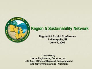 Region 5 Sustainability Network