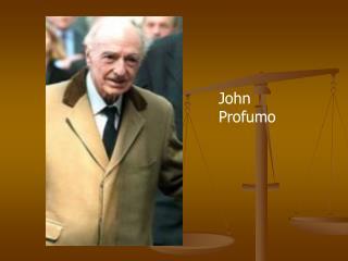 John Profumo