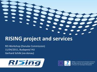 RISING project and services