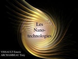 Les  Nano- technologies
