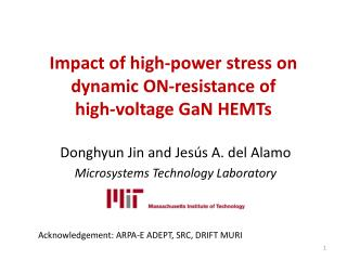 Impact of high-power stress on dynamic ON-resistance of  high-voltage  GaN  HEMTs