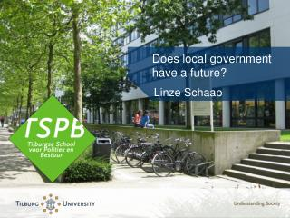 Does local government have a future?