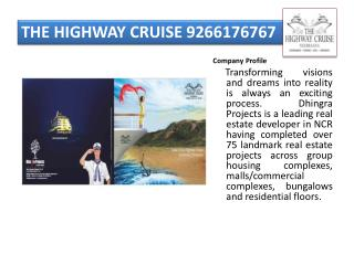 THE HIGHWAY CRUISE 9266176767