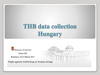 THB  data collection Hungary