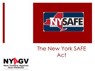 The New York SAFE Act