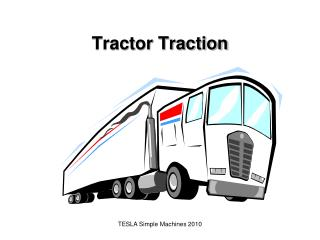 Tractor Traction