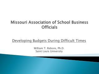 Missouri Association of School Business Officials