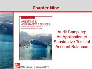 Audit Sampling:       An Application to Substantive Tests of Account Balances