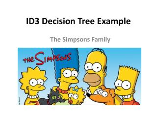 ID3 Decision Tree Example