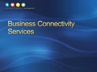 Business Connectivity Services
