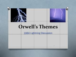 Orwell's Themes