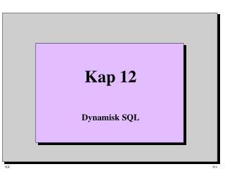 Kap 12