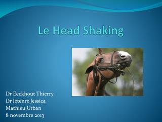 Le Head  Shaking
