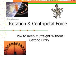 Rotation & Centripetal Force