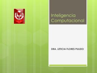Inteligencia Computacional