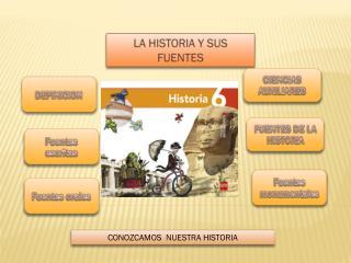 LA HISTORIA Y SUS FUENTES