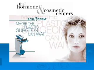 The application of medical or cosmetic products on the skin always is affected by the top layer: