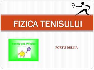FIZICA TENISULUI