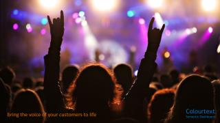 bring the voice of your customers to life