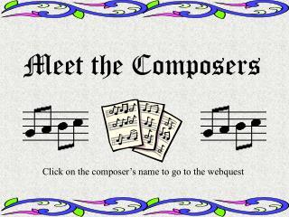 Composerss