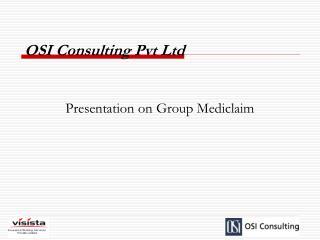 OSI Consulting Pvt Ltd