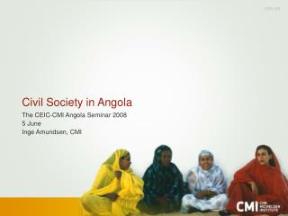 Civil Society in Angola