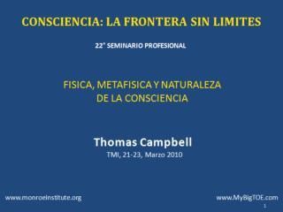 22°  SEMINARIO PROFESIONAL