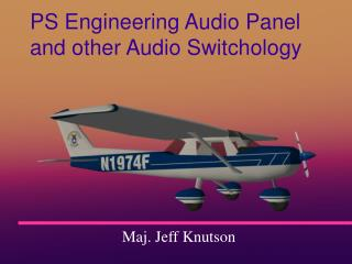 PS Engineering Audio Panel and other Audio Switchology