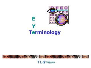 T e rminology