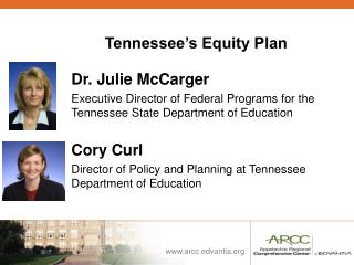 Tennessee's Equity Plan