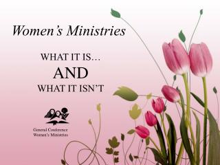Women�s Ministries