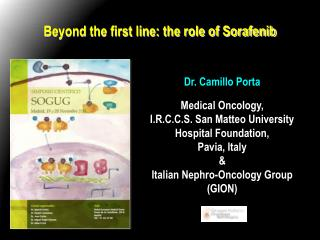 Dr. Camillo Porta Medical Oncology, I.R.C.C.S. San Matteo University Hospital Foundation,