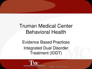 Truman Medical Center Behavioral Health