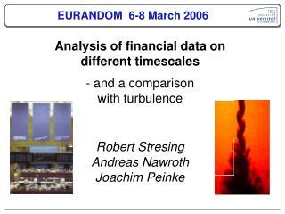 EURANDOM  6-8 March 2006