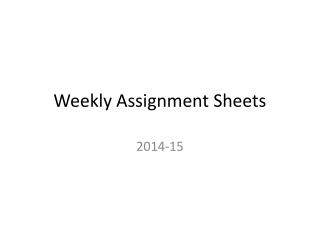 8.1 Study Questions 1-7