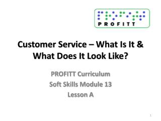 Customer Service – What Is It & What Does It Look Like?