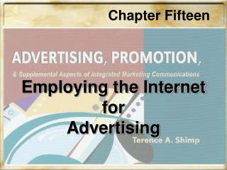 Employing the Internet for Advertising