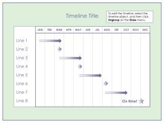 Timeline Title