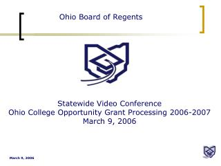 Ohio Board of Regents