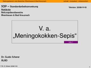 Dr. Guido Scherer ÄLRD