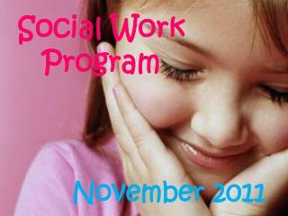 Social Work Program