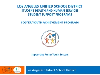 Addressing the Mental Health Needs of Former Foster Youth in Campus Support Programs